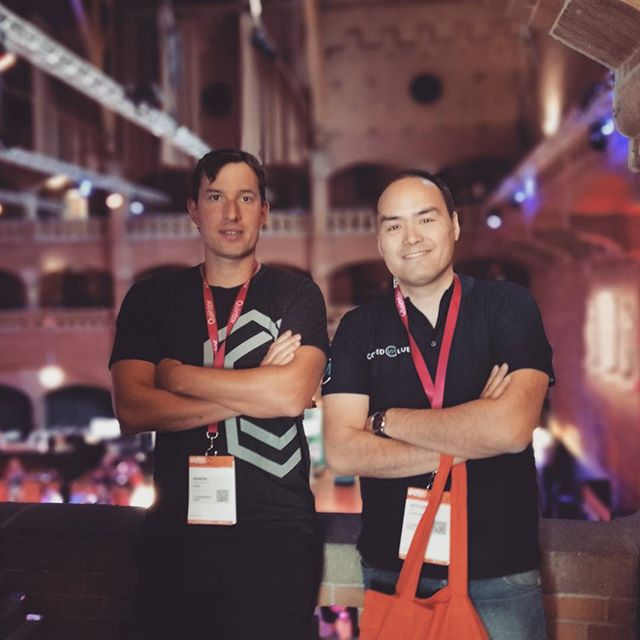 GOTO Amsterdam 2017 #code #learn #grow #iterate