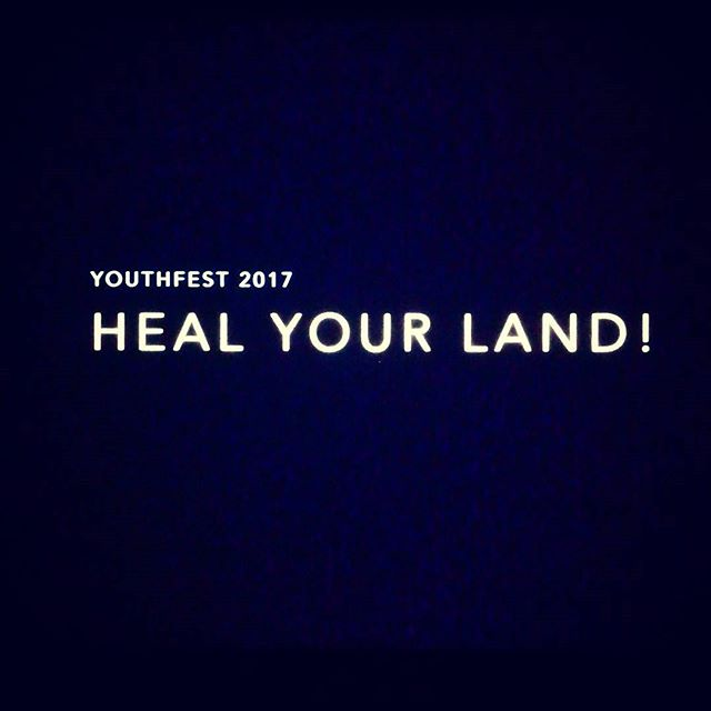 Excited about Saturday's workshop. May healing flood our land in Jesus' Name! #mat10:8 #healthesick #foreverybeliever #youthfest #levendesteenministries #godcentre